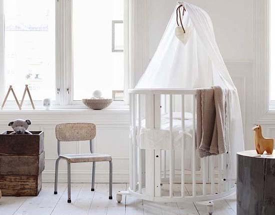 Top babywieg voor in de babykamer