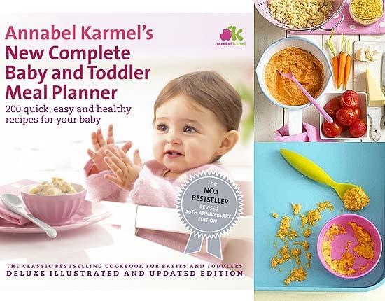 kookboek baby en peuter NR1