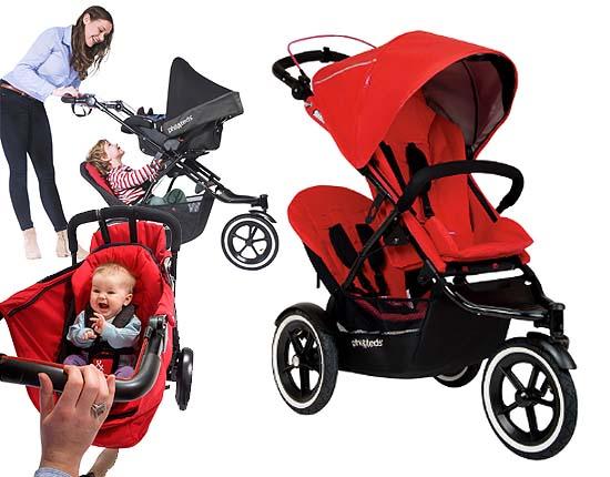 Top 6 Duo Kinderwagen