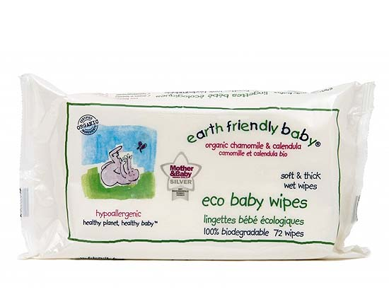 EARTH FRIENDLY BABY ECO BABYDOEKJES
