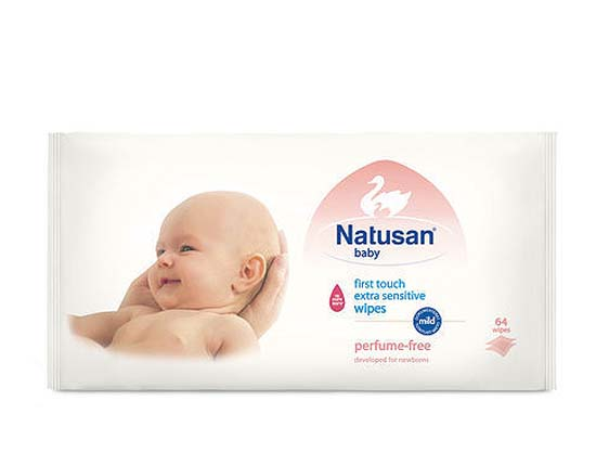NATUSAN FIRST TOUCH BABYDOEKJES