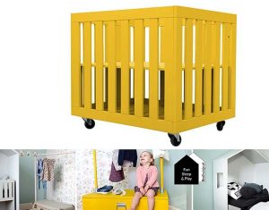 box-bedhuisje