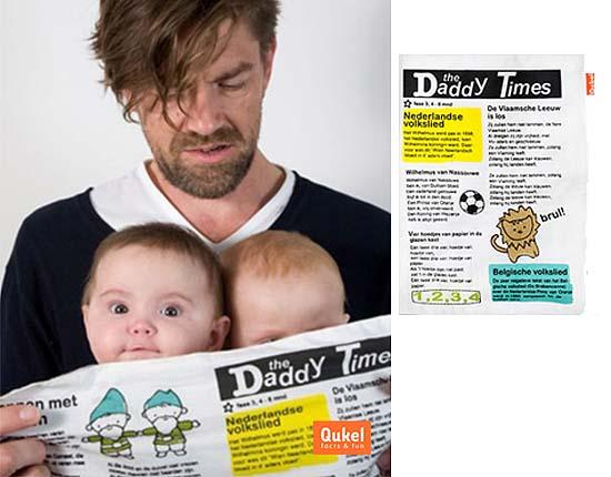 Daddy Times Knisperkrant