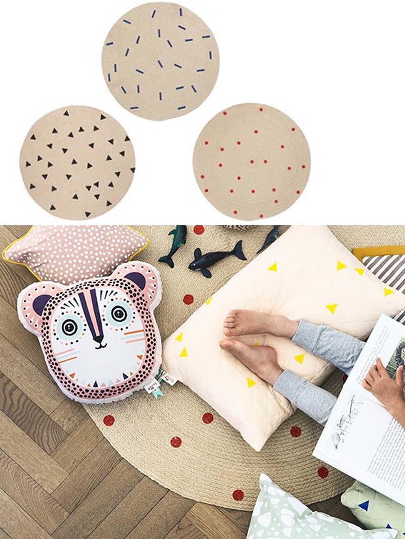 top 10 elle mama vloerkleden van een funky tooi tot een slapende beer. Black Bedroom Furniture Sets. Home Design Ideas