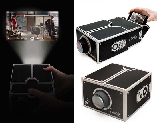 Smartphone projector NR3