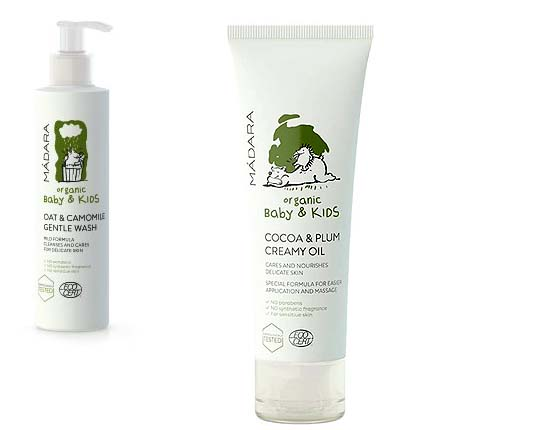 Top 5 Organic Beauty for Kids