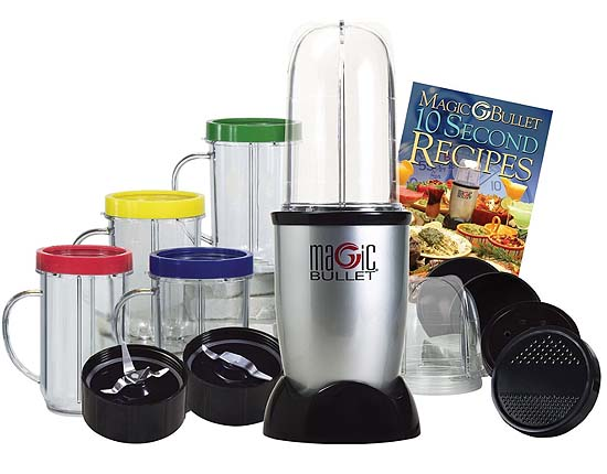 De Magic Bullet Blender LITTLES LIST LITTLES LIST