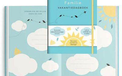 Familie Vakantiedagboek van Elma van Vliet