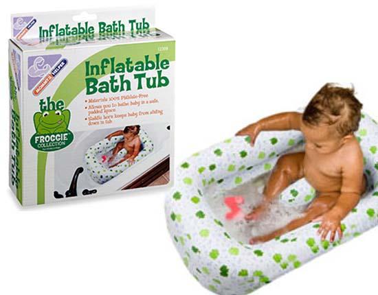 Jippies Inflatable Bath Tub