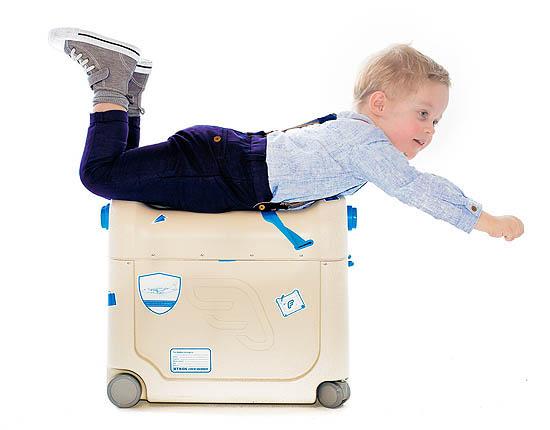 Travelgadget: Bedbox van Jetkids
