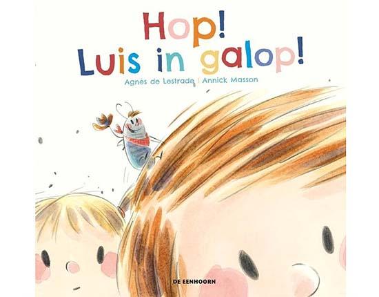 Boek Hop Luis in galop