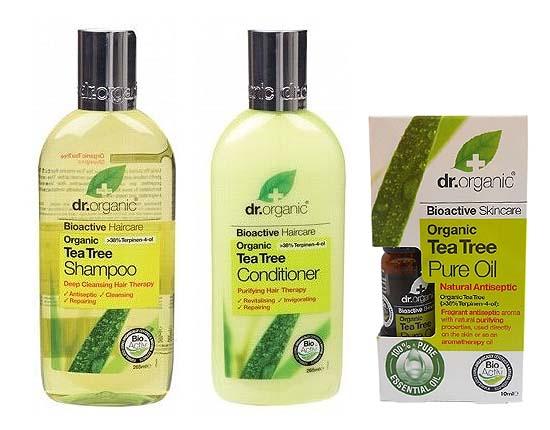 Dr Organic Tea Tree Pure Oil