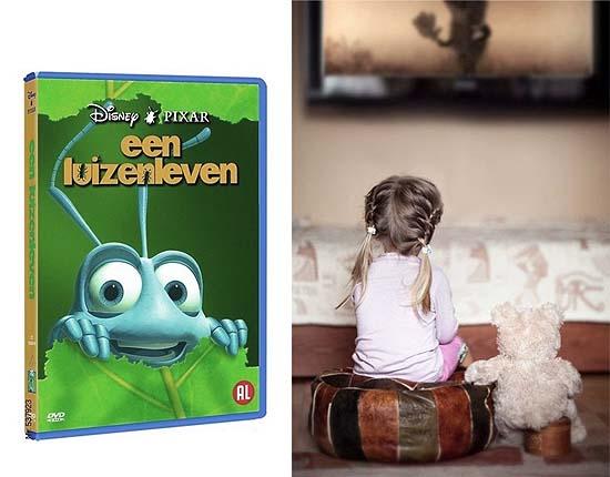Een Luizenleven dvd