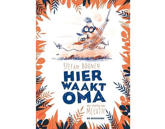 Top 10 Kinderboek Oma