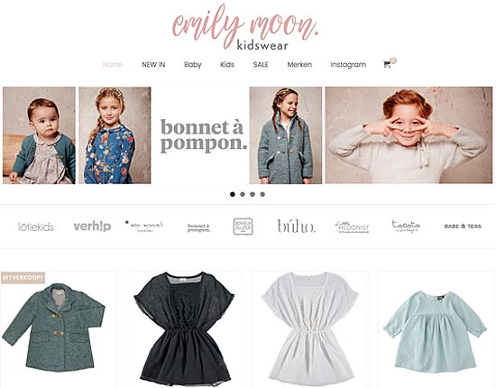 Webwinkel Babykleding.Top 5 Duurzame Kinderkleding Websites