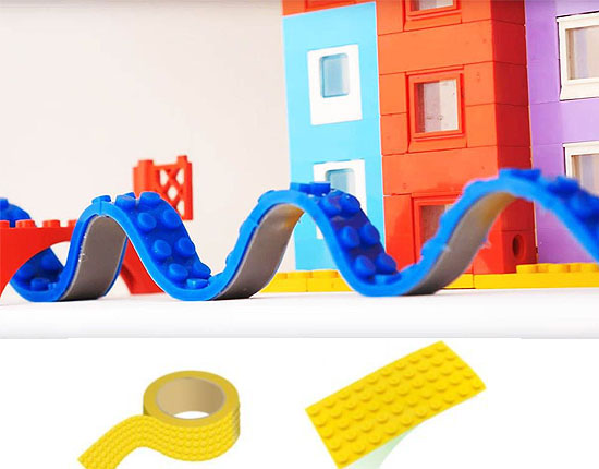 Flexibel Lego Tape