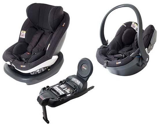 Autostoel BeSafe iZi Go Modular iSize