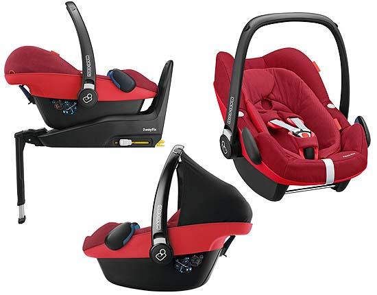 Maxi-Cosi Pebble Plus babyautostoel