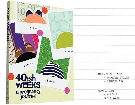 DAGBOEK 40ISH WEEKS: A PREGNANCY JOURNAL