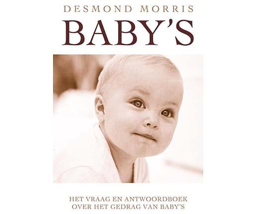 Baby's van Desmond Morris