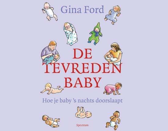 De Tevreden Baby van Gina Ford