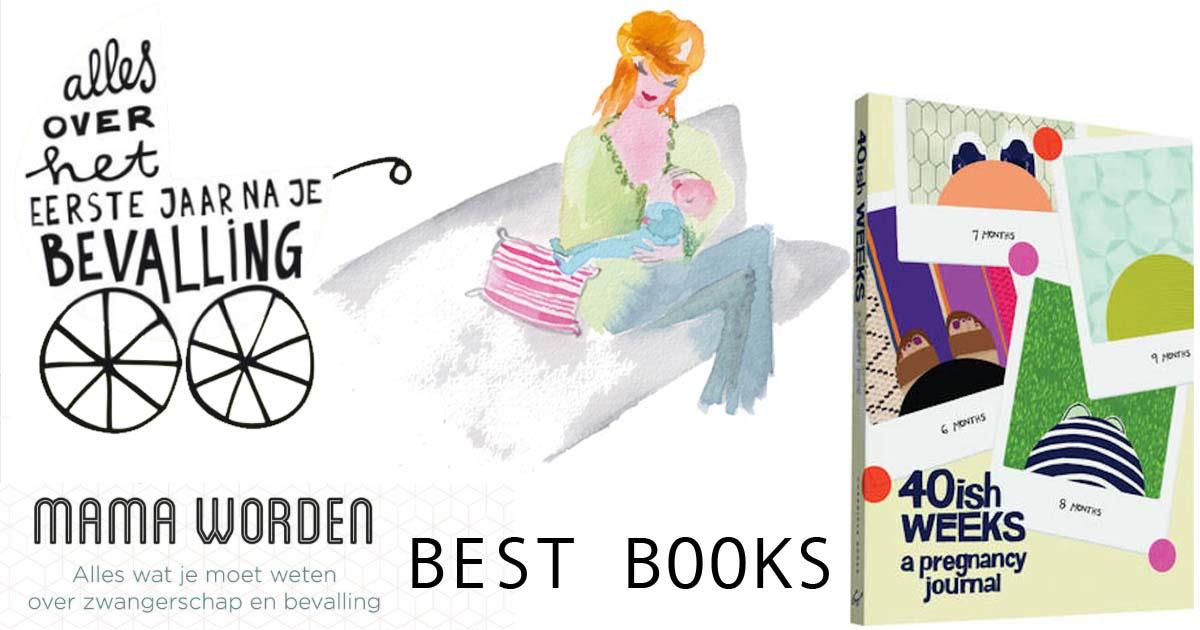 baby zwangerschapsboeken Littles List