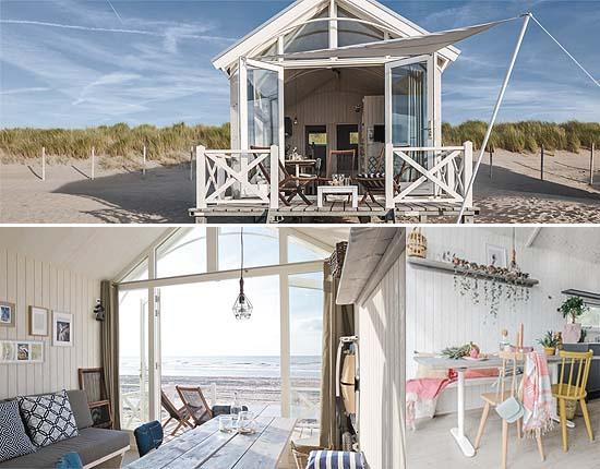 Top 8 Logeren aan de Nederlandse kust