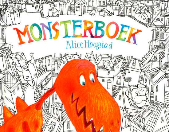 Top 10 Monsterboek