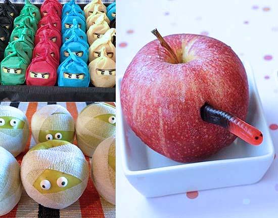 fruit traktaties voor school