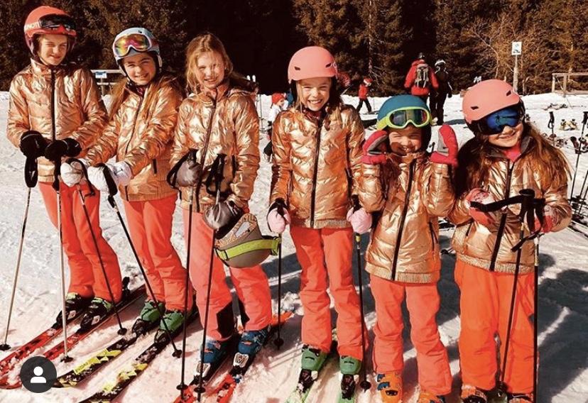 Skivakantie met pubers, dat is nog eens andere koek.